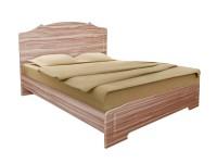 Кровать Белая ночь 6-4 (мдф)