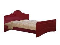 Кровать Белая ночь 8-1 (мдф)