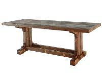 Стол трапезный Медведь-3000 (дерево, старение)