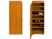 Обувной шкаф Бона-4