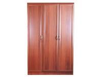 Шкаф распашной 3 (рамка МДФ)