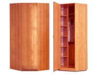 Угловой шкаф однодверный 800*800/450*450
