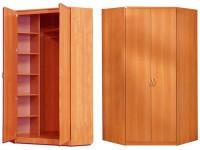 Угловой шкаф двухдверный 1100*1100/450*450