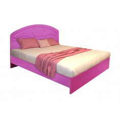 Кровать Белая ночь 10-3 (мдф)