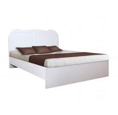 Кровать Белая ночь 11-1 (мдф)