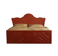 Кровать Белая ночь 2-1 (мдф)