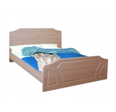 Кровать Белая ночь 3-1 (мдф)