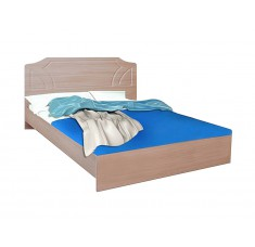 Кровать Белая ночь 3-3 (мдф)