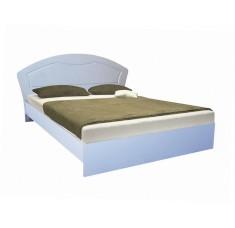 Кровать Белая ночь 5-1 (мдф)