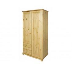 Шкаф распашной Фалко-1-2К (дерево)