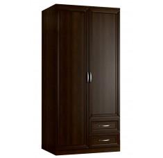Шкаф распашной Классика 2.2-ф (рамка рельеф)