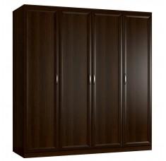 Шкаф распашной Классика 4-о (рамка волна)