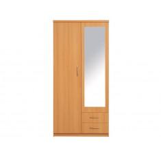 Шкаф распашной Шатура-2.2.2