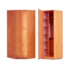 Угловой шкаф однодверный 950*950/600*450 (рамка МДФ)