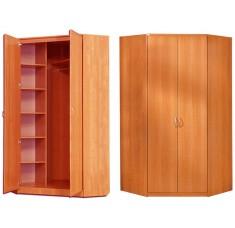 Угловой шкаф двухдверный 1250*1250/600*600