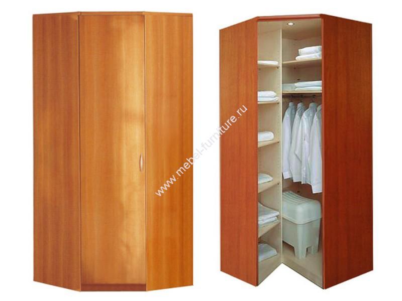 Шкаф угловой однодверный 950*950/600*450 - купить дешево от .